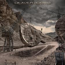 Heaven and Earth - dig - portada - front