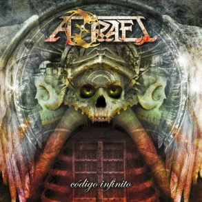 Azrael - Código Infinito - 2014 - Front